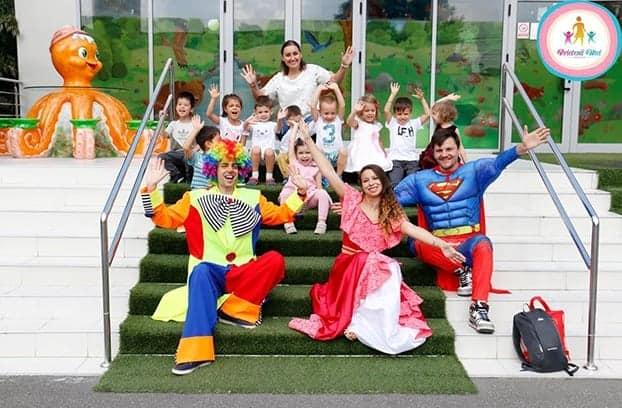 animatori petreceri copii bucuresti - dizemanepe