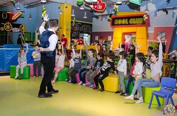 magician petreceri copii - dizemanepe